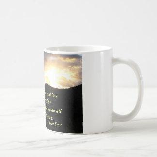 The Road Less Traveled Mug