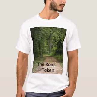The Road    Taken T-Shirt