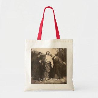 The Road to Emmaus Custom Bag