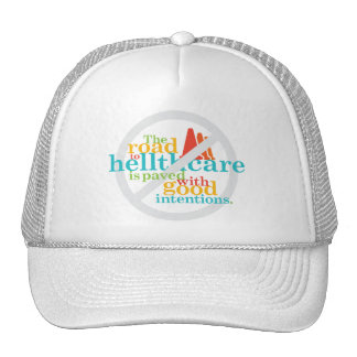 The Road to Hellthcare... Hats