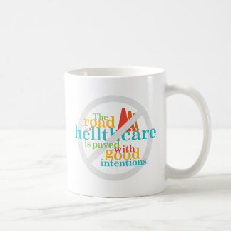 The Road to Hellthcare... Mugs