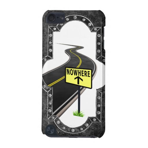 THE ROAD TO NOWHERE iPod TOUCH 5G CASE