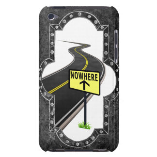 THE ROAD TO NOWHERE iPod TOUCH COVER