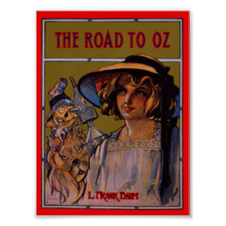 The Road To Oz Poster