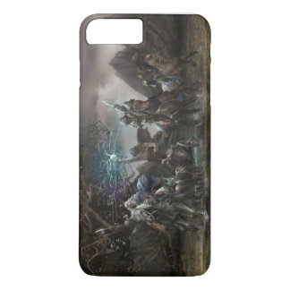 The Road to Ragnarok iPhone Plus Case