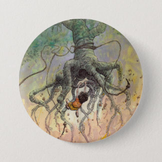 The Roaming Oak 7.5 Cm Round Badge