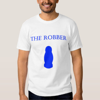The Robber - Blue Tees