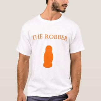 The Robber - Orange T-Shirt