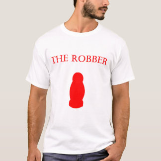 The Robber - Red T-Shirt