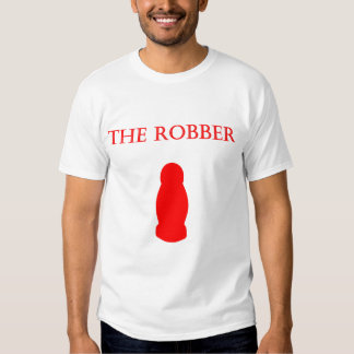 The Robber - Red Tees