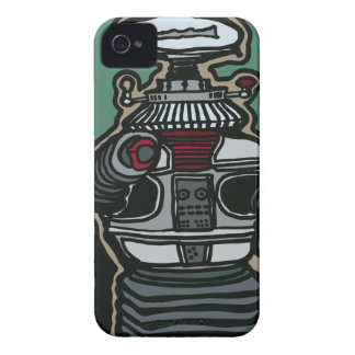 The Robot (B-9) Case-Mate iPhone 4 Case
