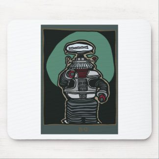 The Robot (B-9) Mouse Pad
