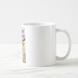 The Robot Wonder Woman Coffee Mug