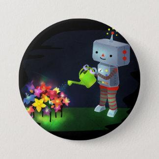 The Robot's Garden 7.5 Cm Round Badge