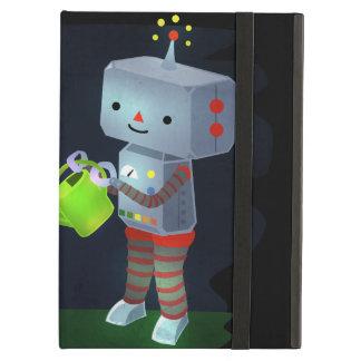 The Robot's Garden Case For iPad Air