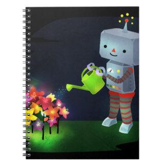 The Robot's Garden Notebooks