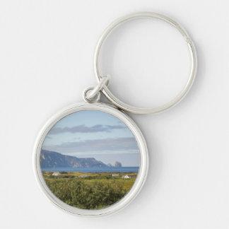 The Rock Key Ring