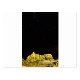 The Rock Postcard