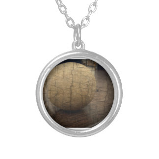 The Rock Silver Plated Necklace