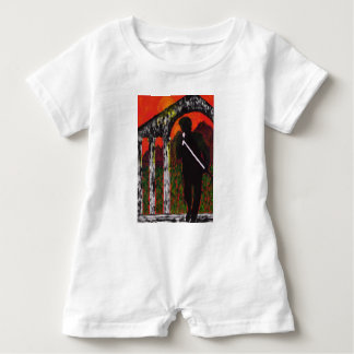 The Rock Singer Baby Bodysuit