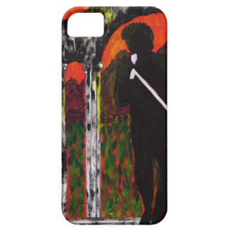 The Rock Singer iPhone 5 Case