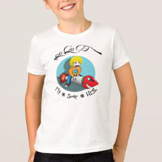 The Rocket Kid T-Shirt