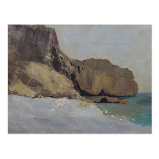 The Rocks at Vallieres, near Royan Postcard