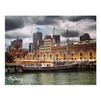 The Rocks - Waterfront Postcards