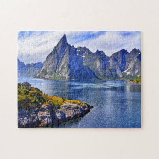 The Rocky Mountains Jigsaw Puzzle