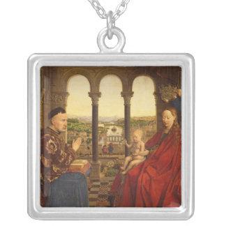 The Rolin Madonna , c.1435 Necklaces