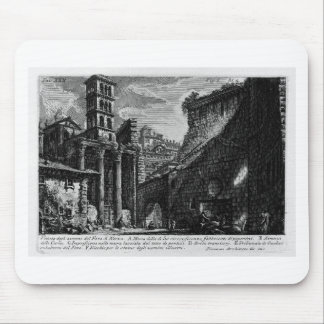 The Roman antiquities, t. 1, Plate XXX. Forum Mouse Pad
