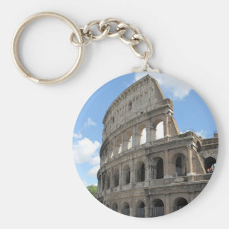 The Roman Colosseum Key Ring