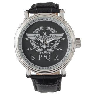 The Roman Empire Emblem Watch. Watch