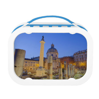 The Roman Forum in Rome Lunch Box