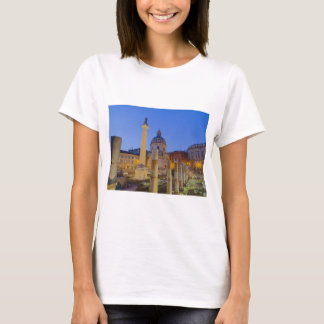 The Roman Forum in Rome T-Shirt