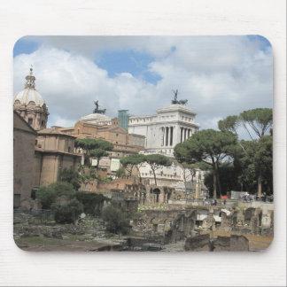 The Roman Forum - Latin: Forum Romanum Mouse Pad