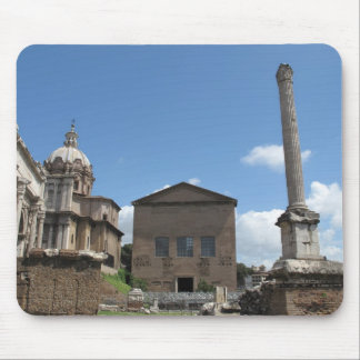The Roman Forum · Photo, exterior Mouse Pad