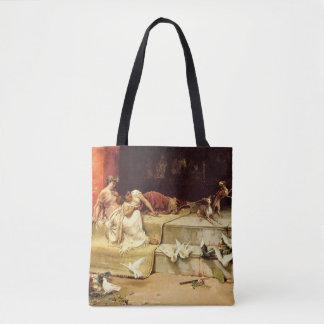 The Roman Maidens by Juan Luna. Tote Bag