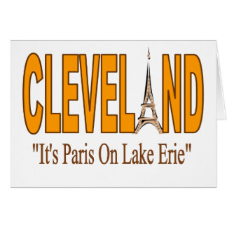 The Romance and Magic of Paris on Lake Erie - CLE Card