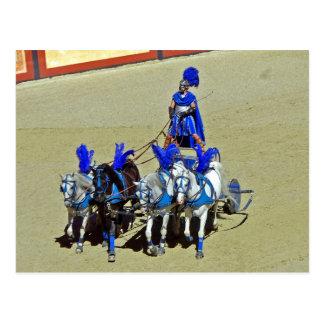 The Romans, Puy-Du-Fou France Postcard