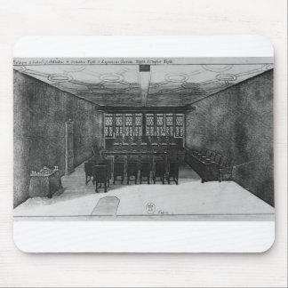 The Romer Hall at Frankfurt-am-Main Mousepad