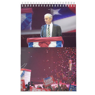 The Ron Paul Calendar 2012