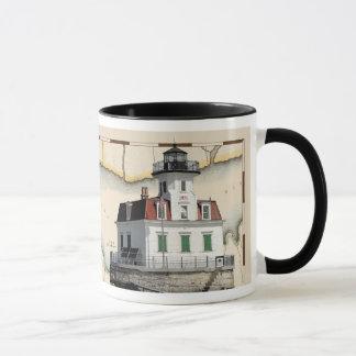 The Rondout & Esopus lighthouses mug. Mug