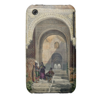 The Room of the Two Sisters in the Alhambra, Grana iPhone 3 Cases