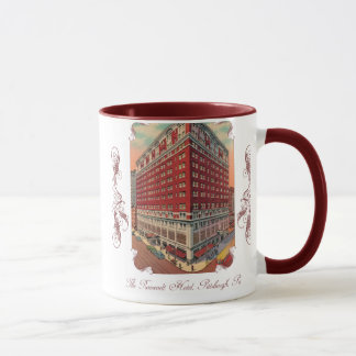 The Roosevelt Hotel Vintage Coffee Mug