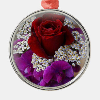 The Rose Christmas Tree Ornaments