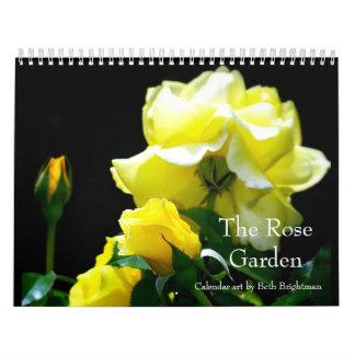 The Rose Garden Calendar