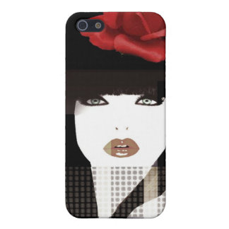 The Rose Hat Case For The iPhone 5