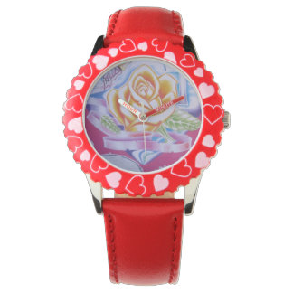 The rose of fire watches