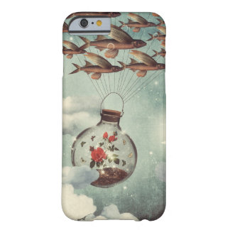The Rose That Watnted To See The World Barely There iPhone 6 Case